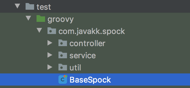 Spock代码讲解 - 基类封装