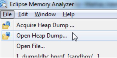如何使用Eclipse内存分析器MAT来查找类加载器泄漏