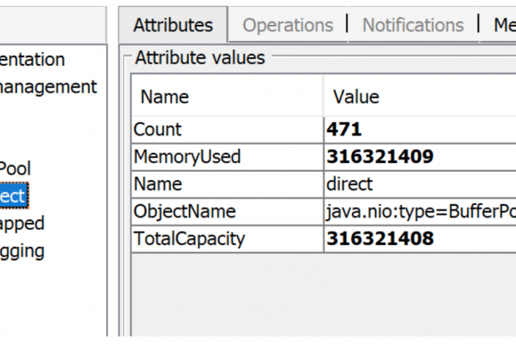 你知道吗?Java使用的内存远远超过堆大小