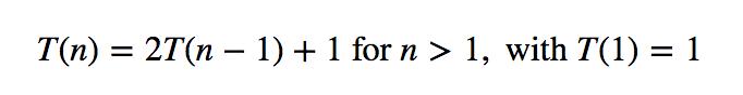 Java递归算法讲解一