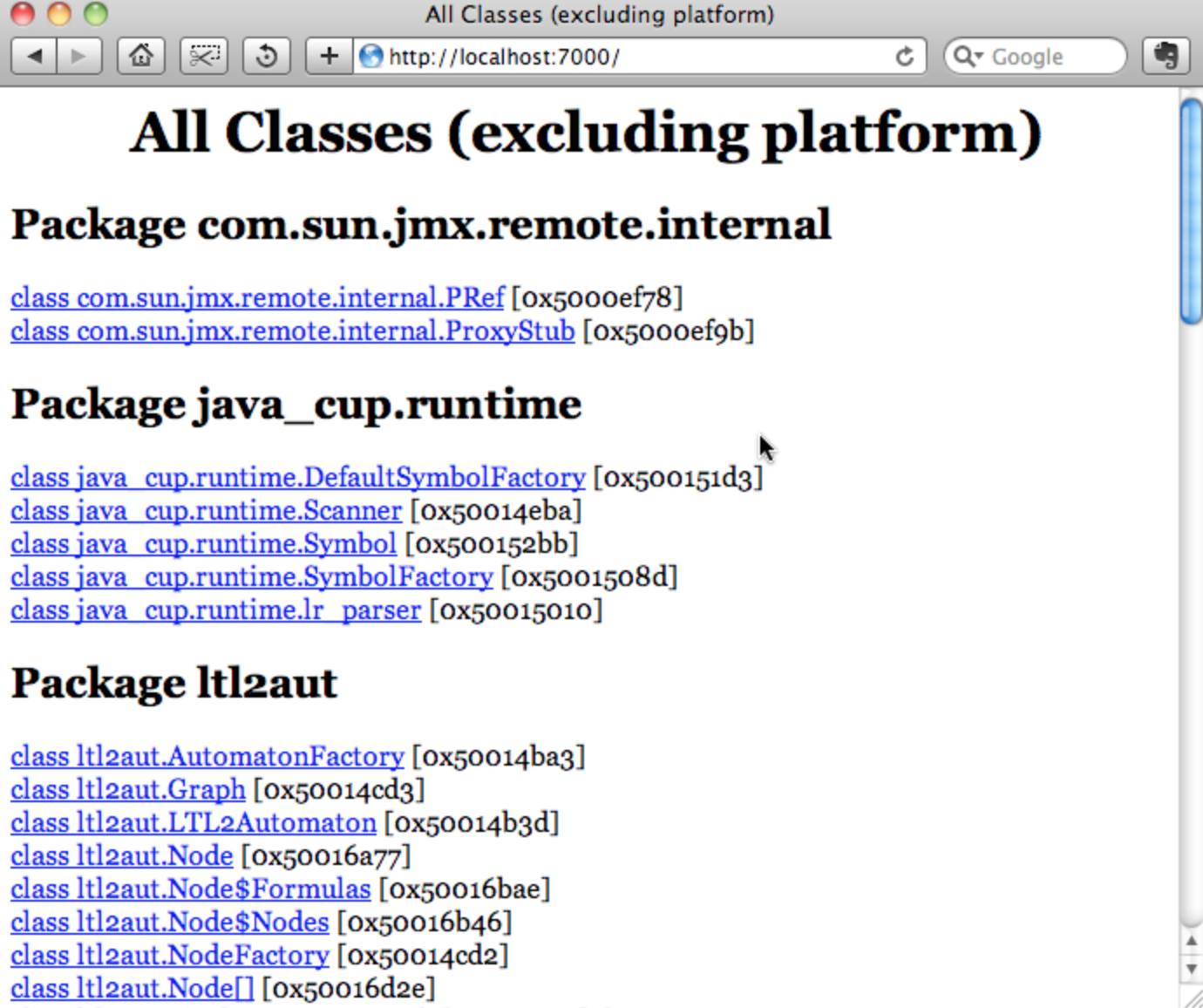Java代码中的内存泄漏