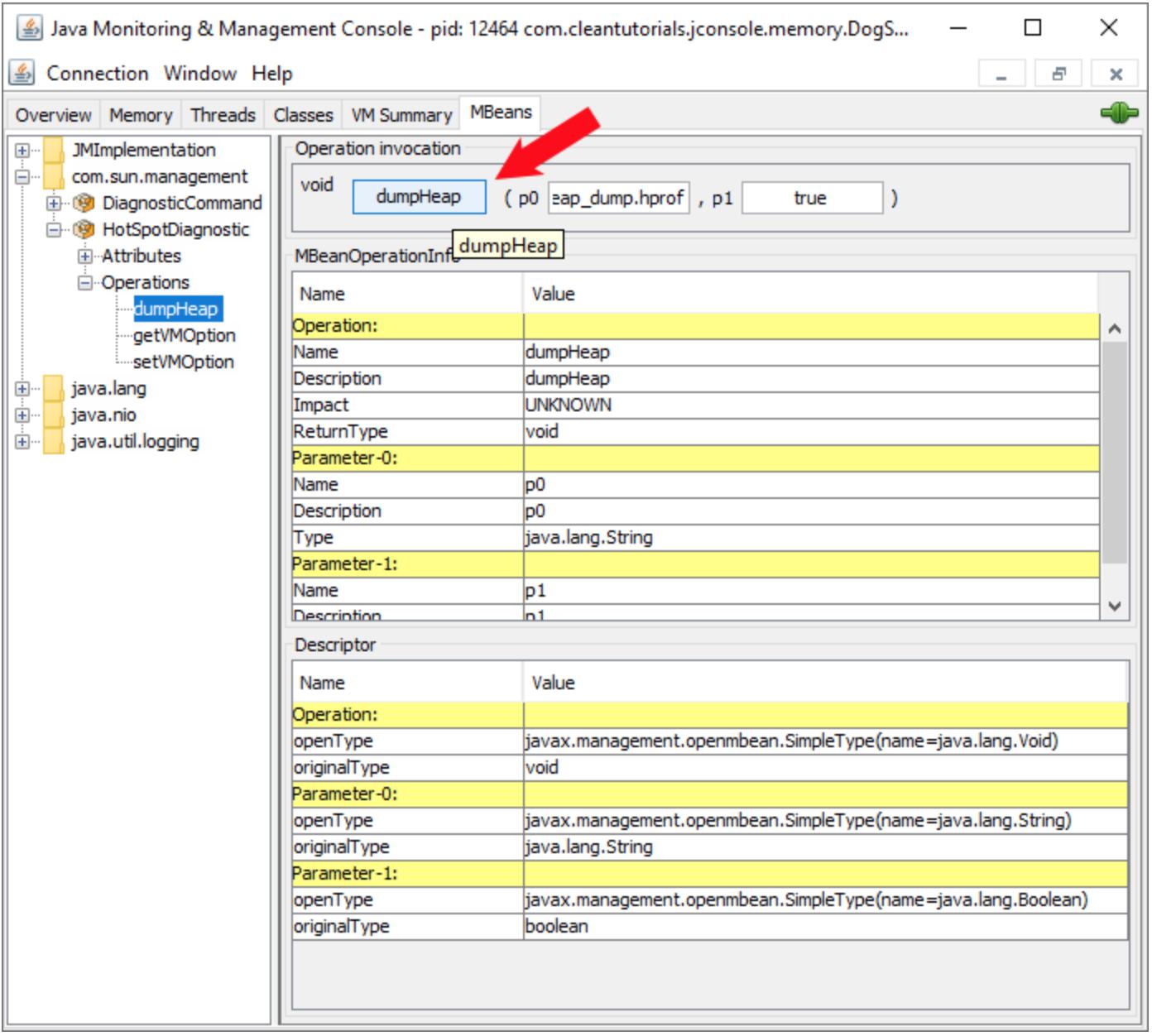 使用Eclipse内存分析器工具进行堆转储分析