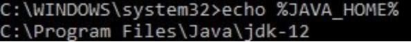 如何正确设置jdk环境变量JAVA_HOME?